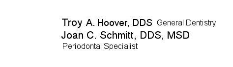 Troy Hoover DDS